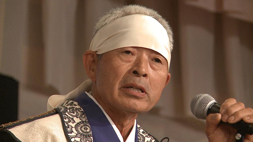 山本幸男さん