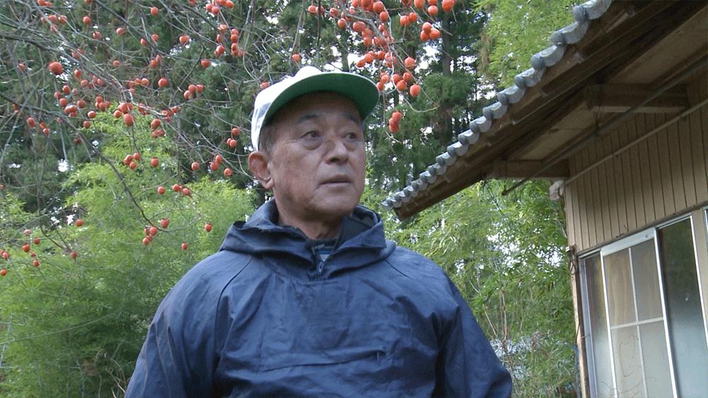 柴 開一さん(浪江町・畜産農家)