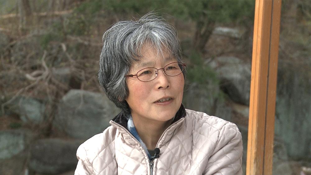 小峰静江さん